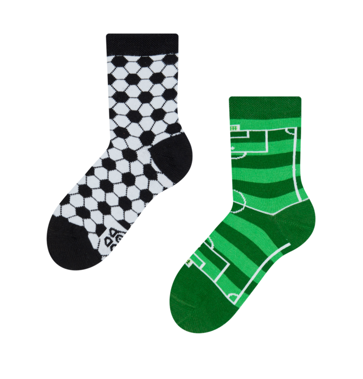 Good Mood Kids Socks Football