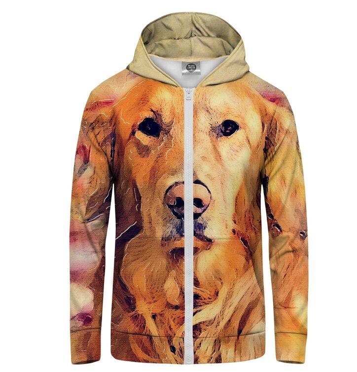 Суичър с цип Плакат на куче