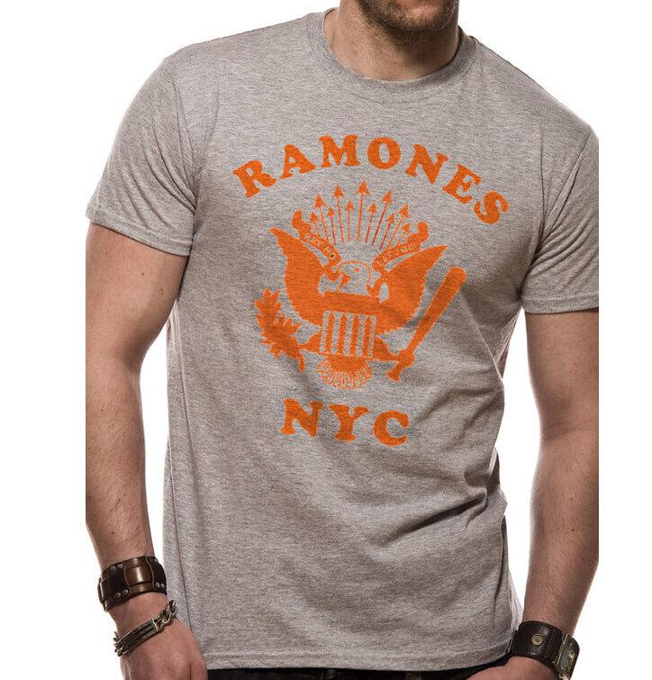 T-Shirt The Ramones - Retro eagle NYC