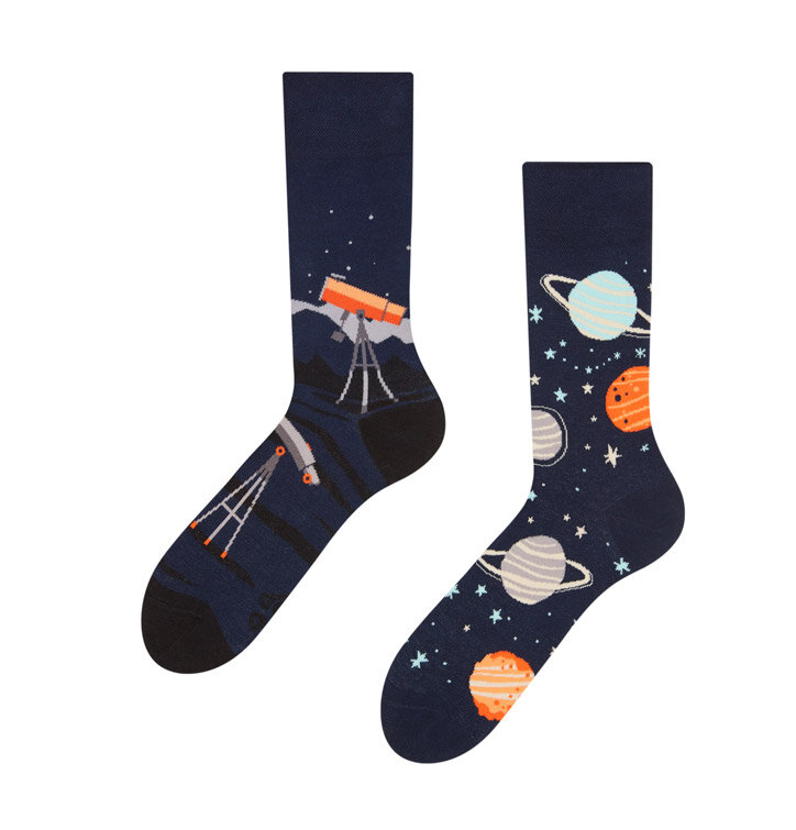 Good Mood Socks - Cosmos