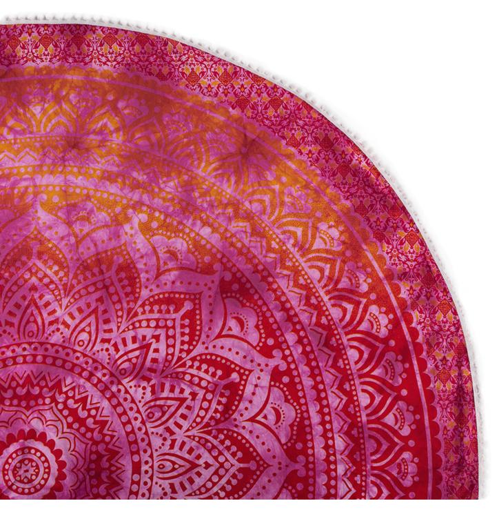 Mandala din bumbac Salutul soarelui