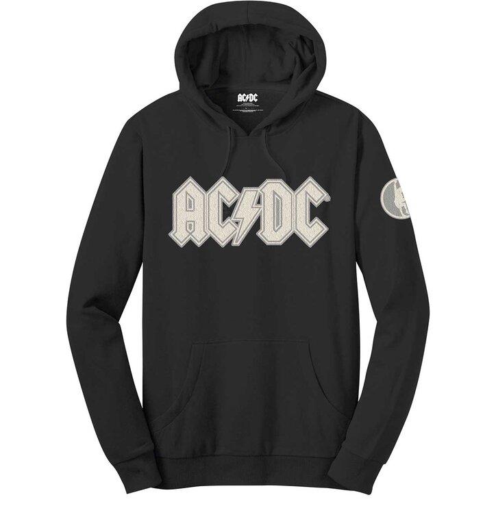 Mikina s kapucňou AC/DC Logo
