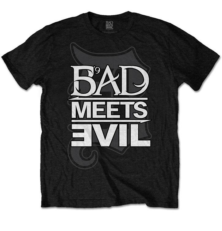 Tričko Bad Meets Evil Logo