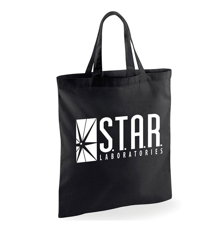 Plátěná taška Flash Star Labs Logo