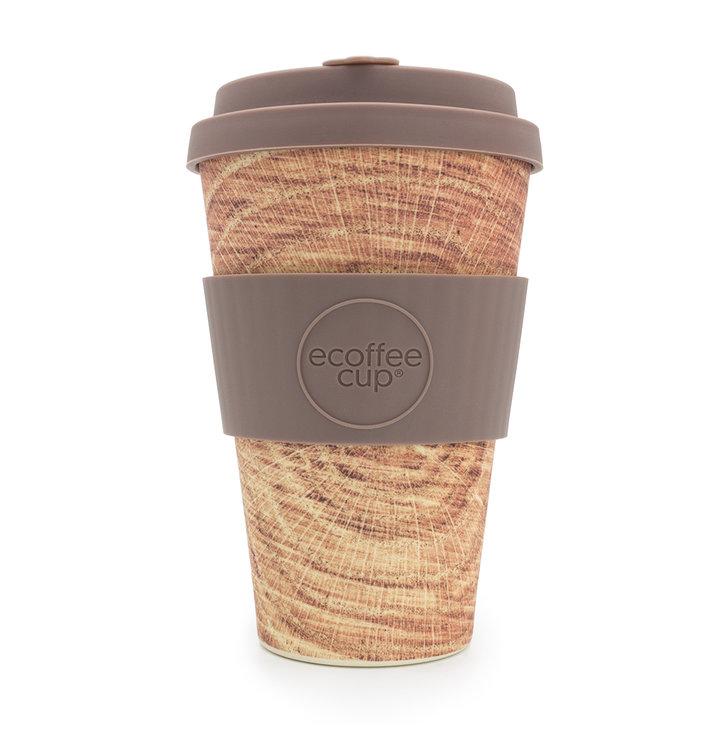 Bambusový ecoffee cup Drevo