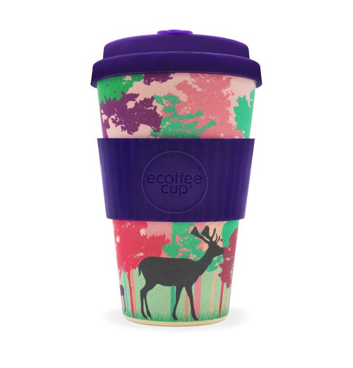 Bambusový ecoffee cup Jelen