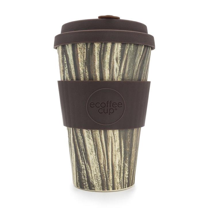 Bambusový ecoffee cup Kôra stromov