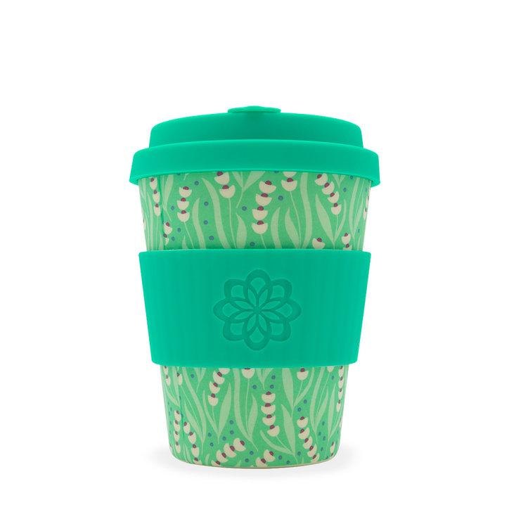 Bambusový ecoffee cup Lúka