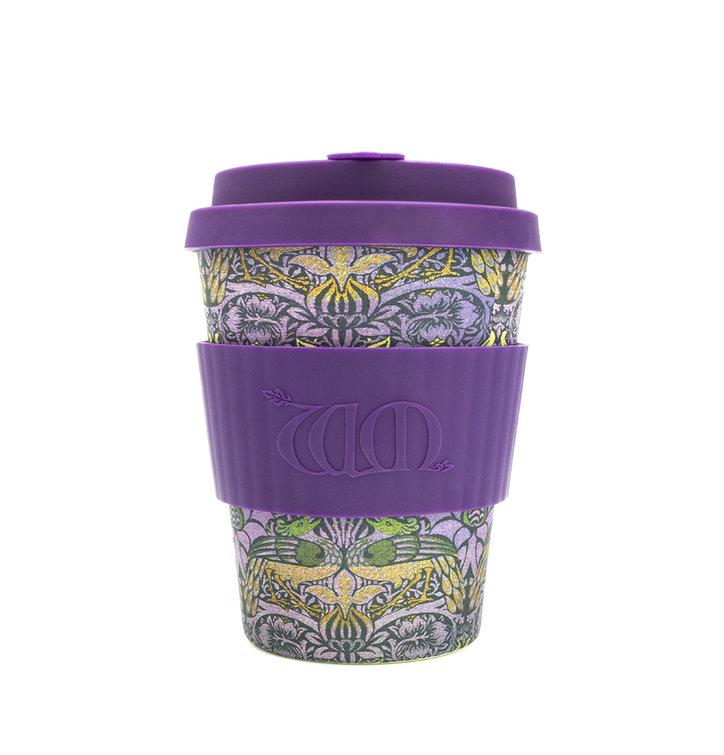 Bambusový ecoffee cup Páv