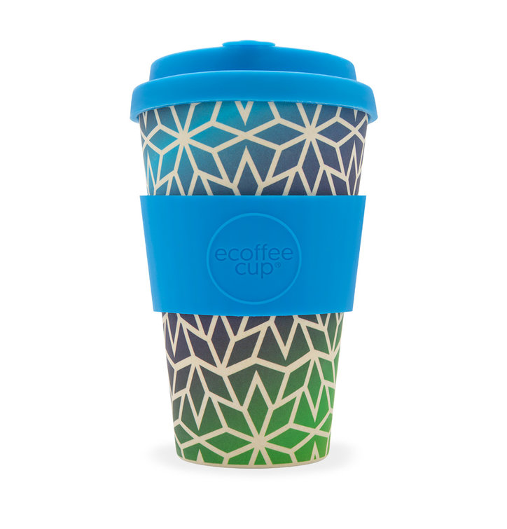 Bambusový ecoffee cup Stargate