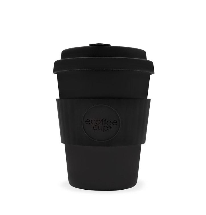 Bambusový ecoffee cup tmavý