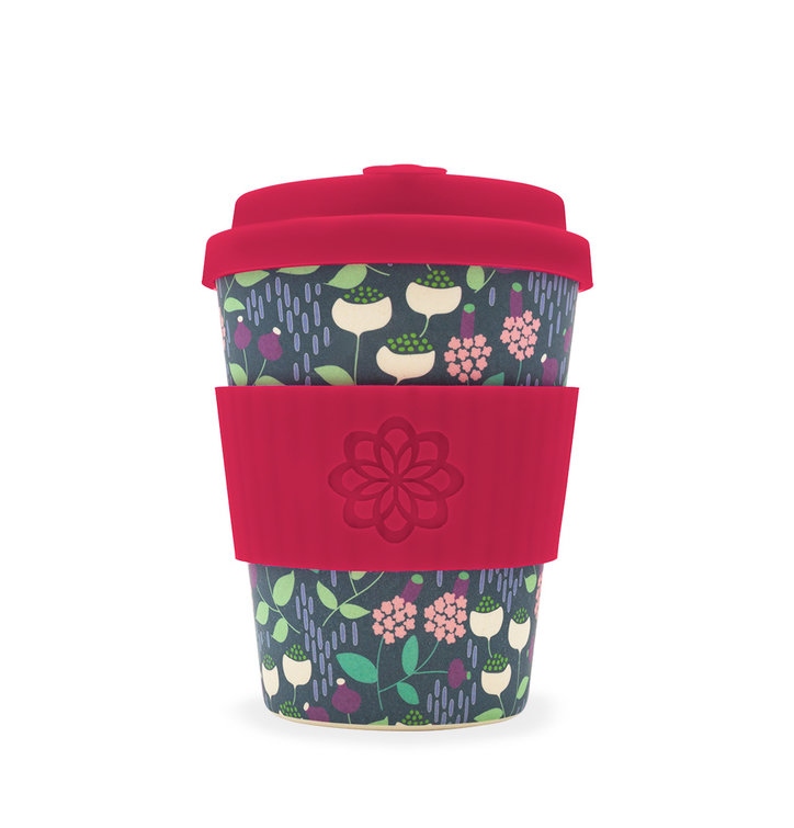 Bambusz ecoffee cup Kert