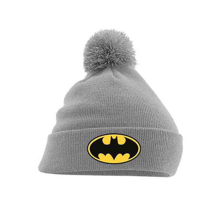 8b0015077 Beanie čiapka s brmbolcom Batman Logo   Dedoles