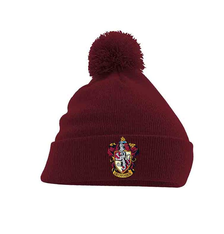 Beanie čiapka s brmbolcom Harry Potter Chrabromil