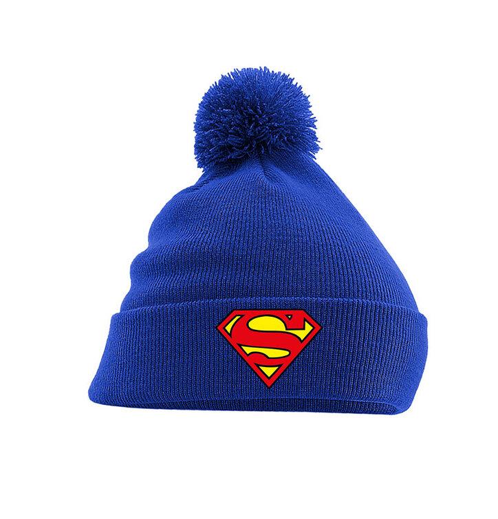 2fb42a241 Beanie čiapka s brmbolcom Superman Logo   Dedoles