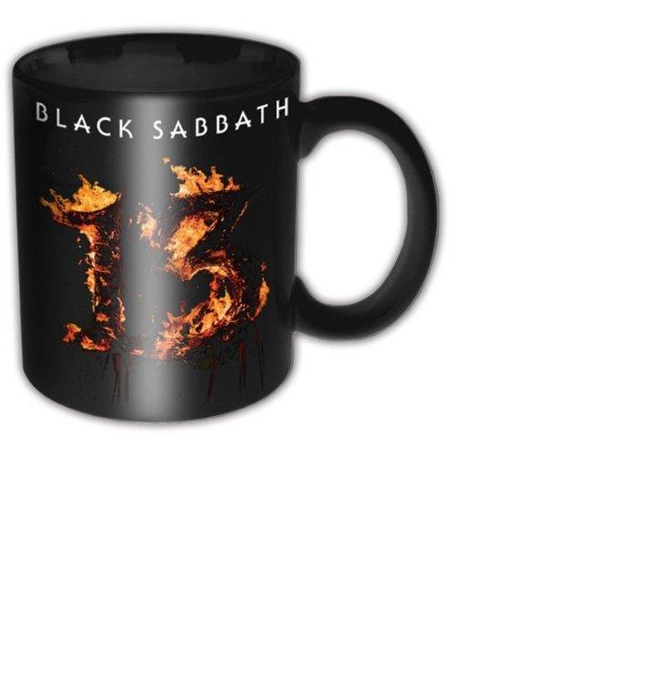 Keramický hrníček Black Sabbath 13