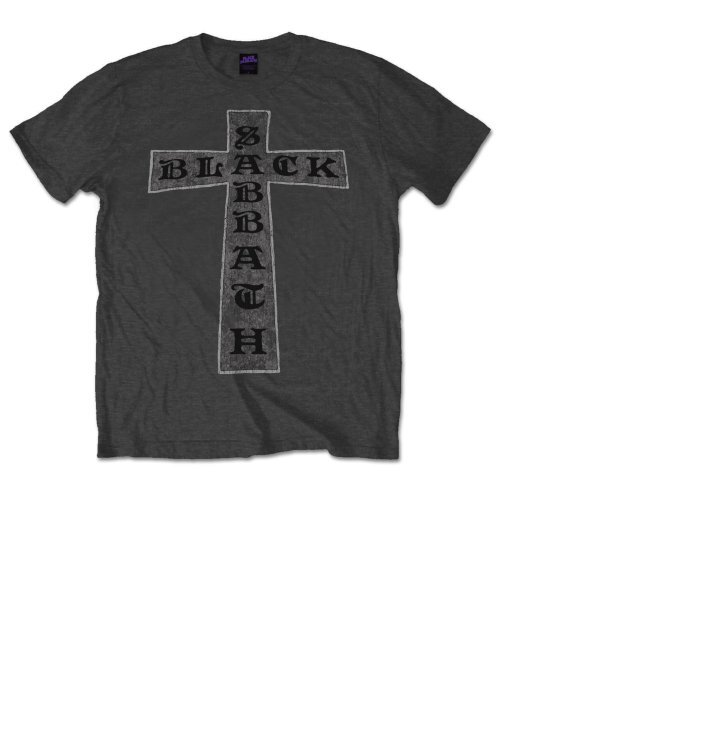 Tričko Black Sabbath Cross