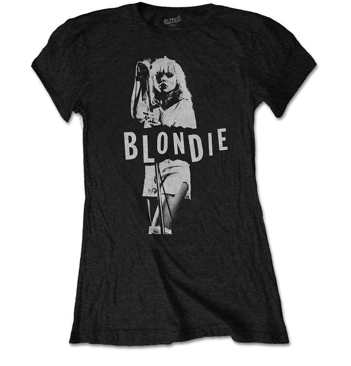Ženska majica Blondie Mic. Stand
