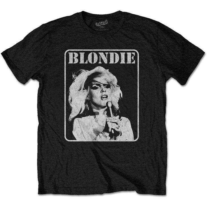 Tričko Blondie Poster