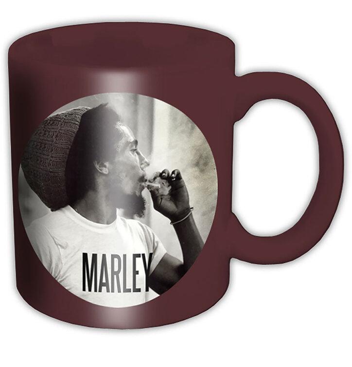 Keramický hrnček Bob Marley Circle