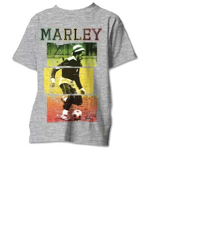 Majica Bob Marley Football Text