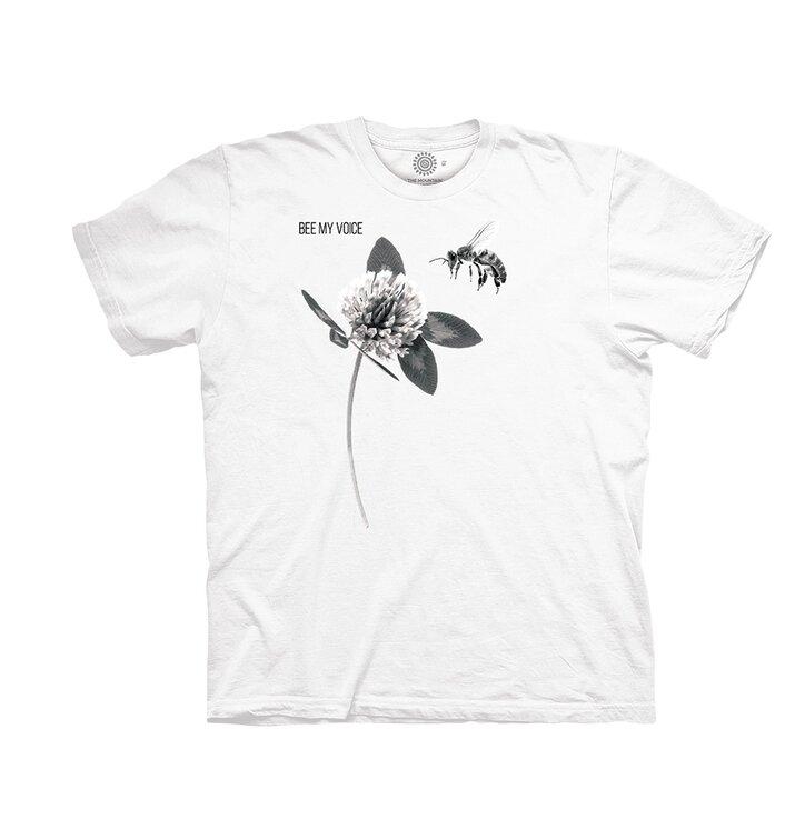 Bílé tričko Protect Včela