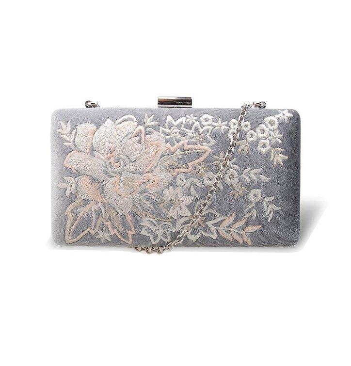 4bac944638 Dámska kabelka Silver Elise