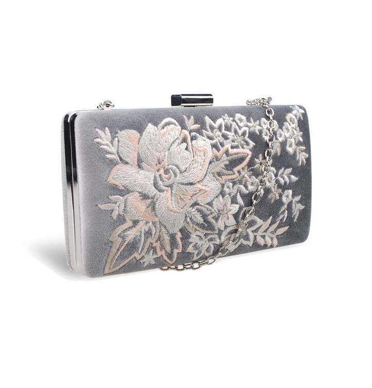 1794652f35 Zľava Dámska kabelka Silver Elise