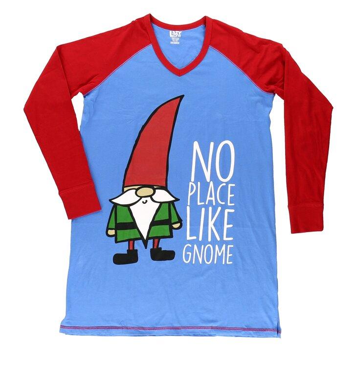 5daed5ffd099 Dámska nočná košeľa s dlhým rukávom Trpaslík v lese · Hľadáte originálny a nezvyčajný  darček  Obdarovaného zaručene prekvapí ...