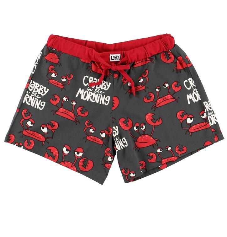 Dámske pyžamové boxerky Raky