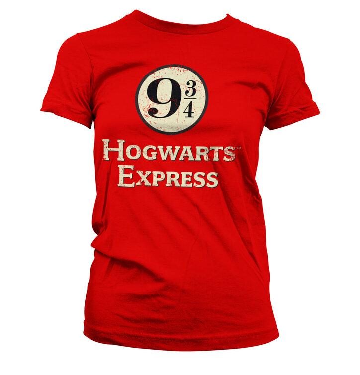 Dámske tričko Harry Potter Rokfortský Expres