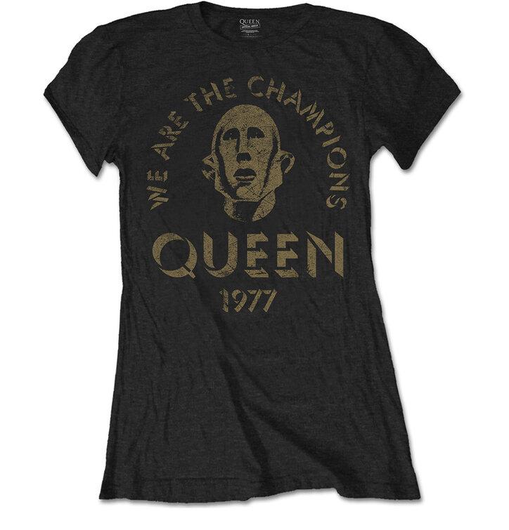 Ženska majica Queen We Are The Champions