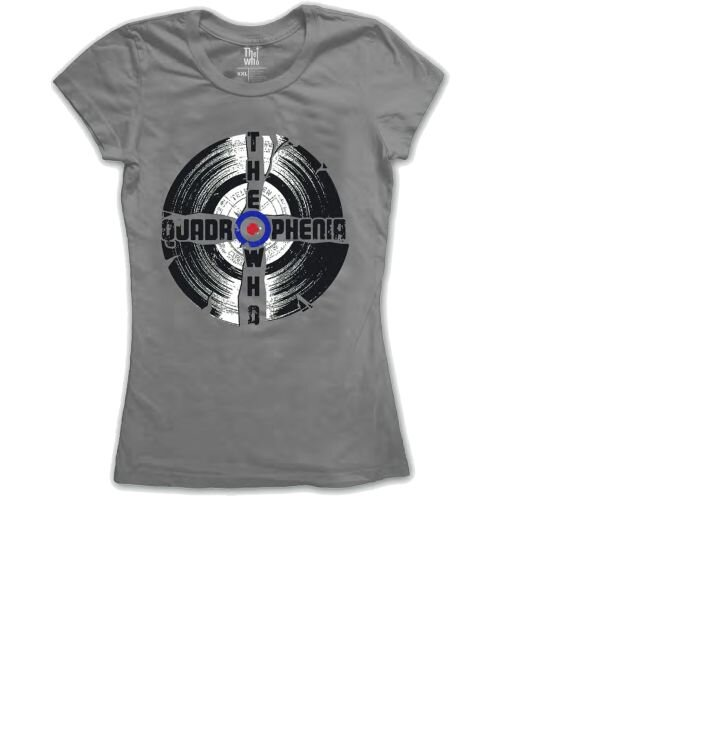 f3e05aa2d5e9 Výpredaj Dámske tričko The Who Quadrophenia