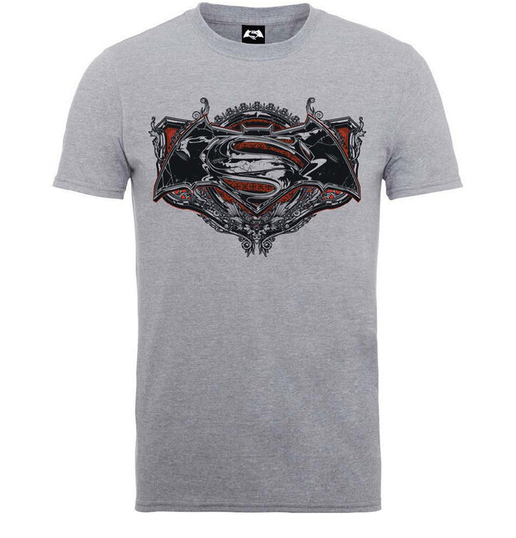 Tričko DC Comics Batman v Superman Gothic Logo