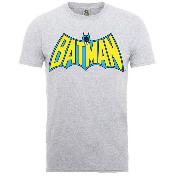 Tričko DC Comics Originals Batman Retro Logo