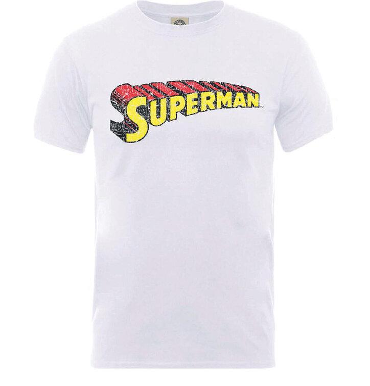 Výprodej Tričko DC Comics Originals Superman Telescopic Crackle Logo 9bc52d2d9e