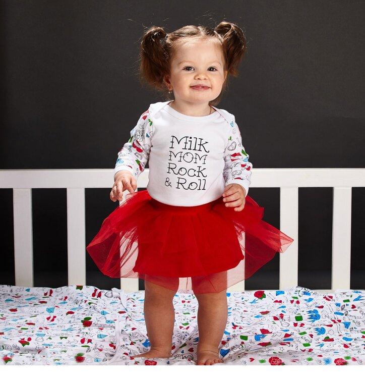 Potešte sa týmto kúskom Dedoles Detská červená sukňa z tylu e6709da196