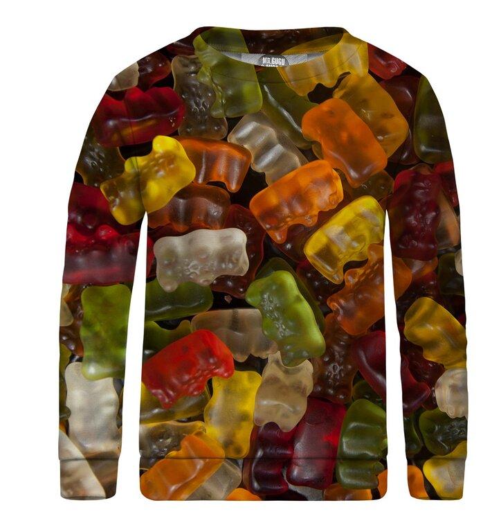 Otroški pulover brez kapuce Gummy Bears