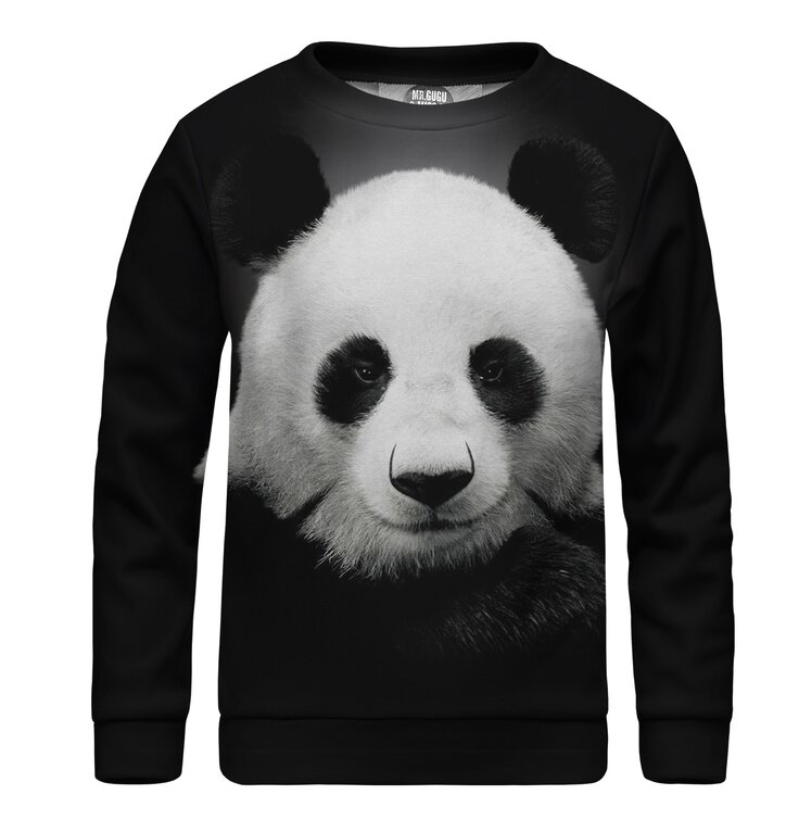 Dětská mikina bez kapuce Panda