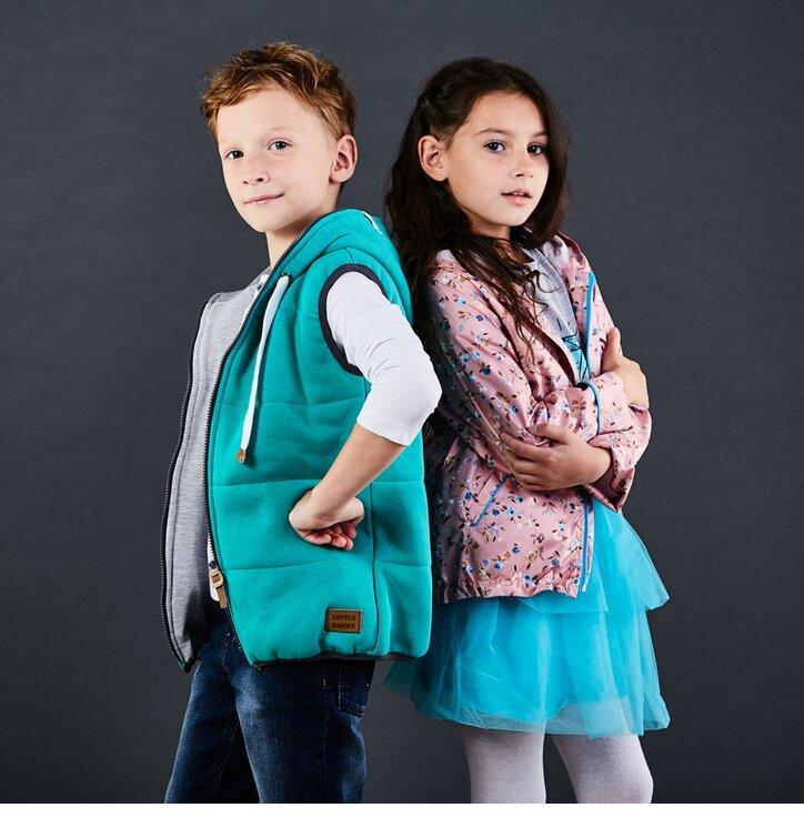 Pre dokonalý a originálny outfit Detská modrá sukňa z tylu 2cfb510234
