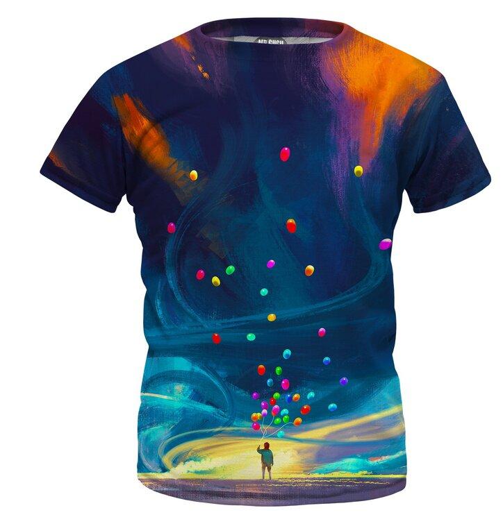 Detské tričko Colorful Balloons
