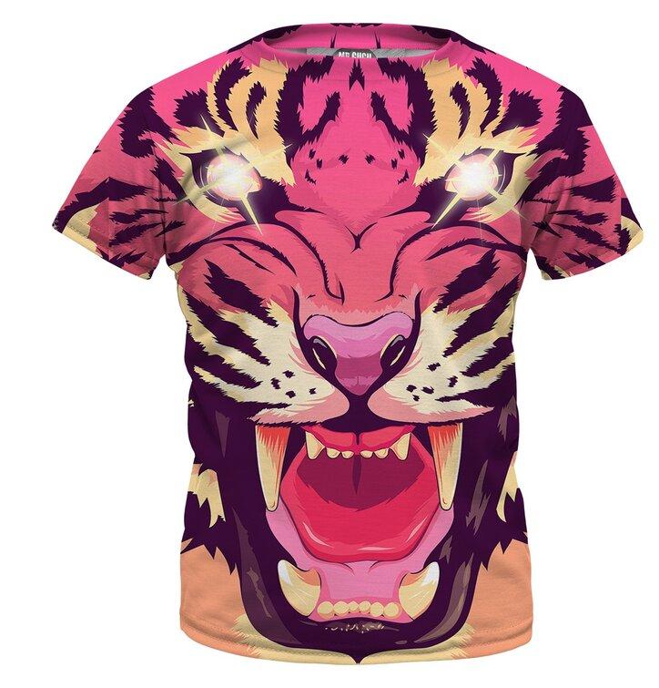 Gyerek póló Comic Tiger