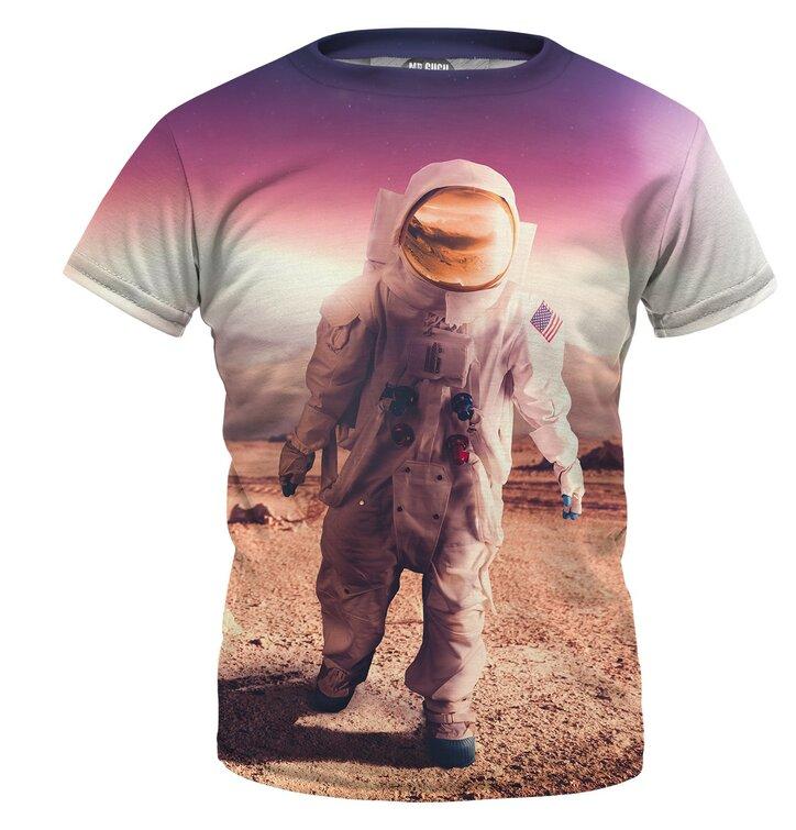 Gyerek póló First In Space