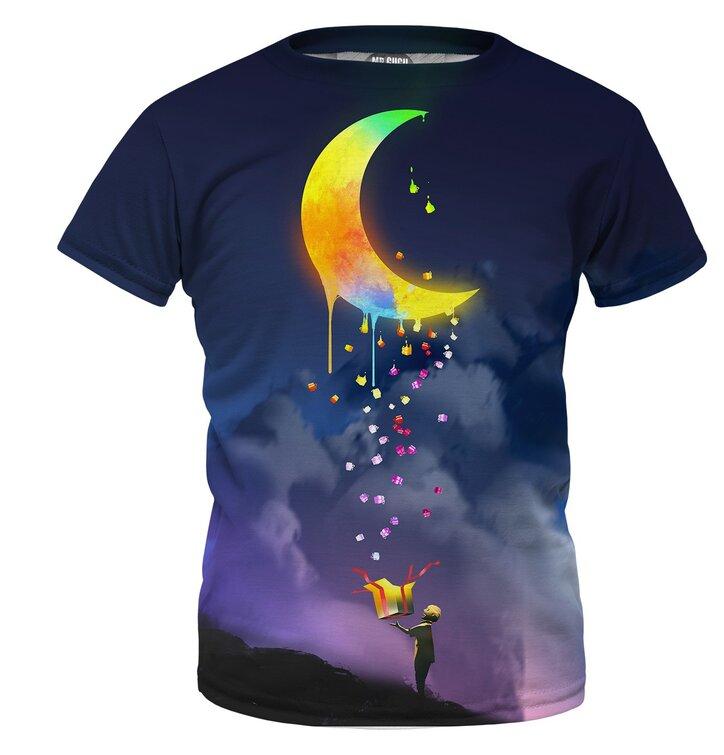 Detské tričko Gifts From The Moon