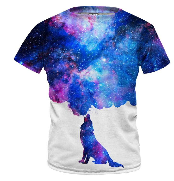 960347a28ad Tip na dárek Detské tričko Howling To Galaxy