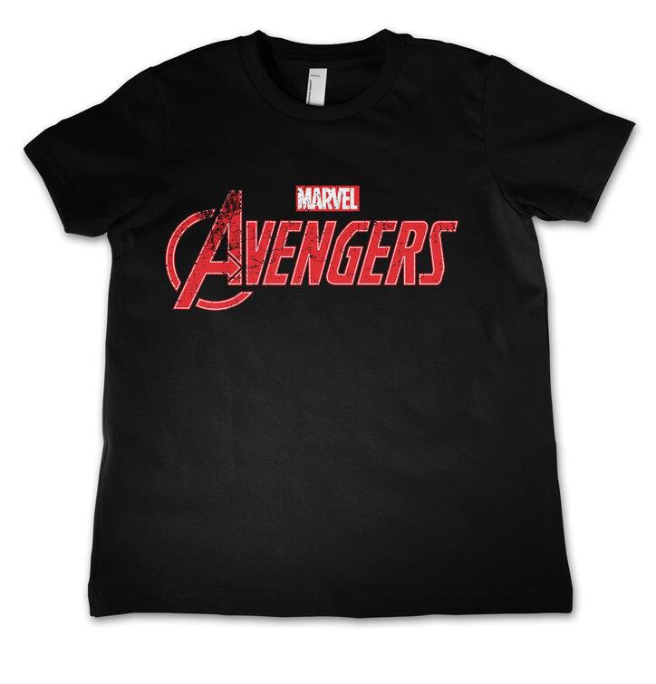 Dječja majica Marvel Comics The Avengers Logo