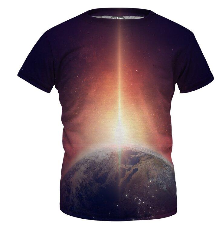 Detské tričko Planet