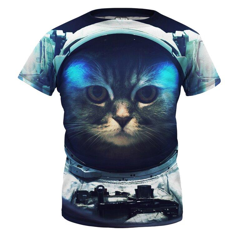 Detské tričko Space Cat