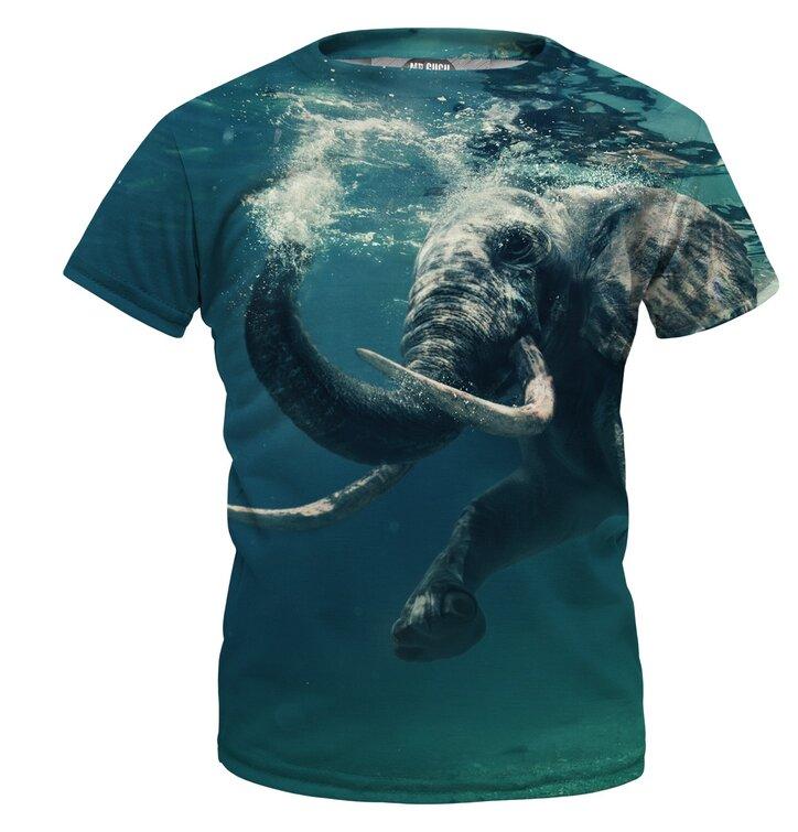 d40c3c2271fb Výpredaj Detské tričko Water Elephant
