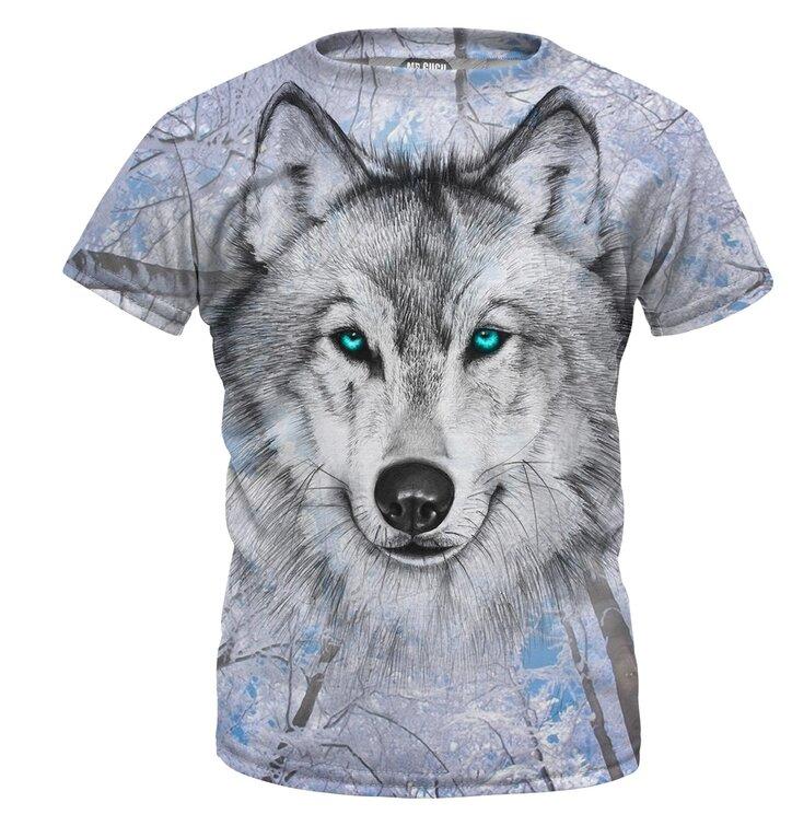 Detské tričko Wolves